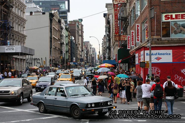 chinatown new york map