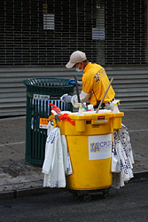 keeping chinatown clean