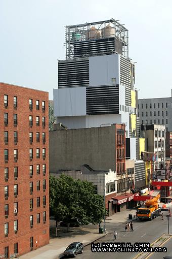 New museum of contemporary art 235 bowery new york ny