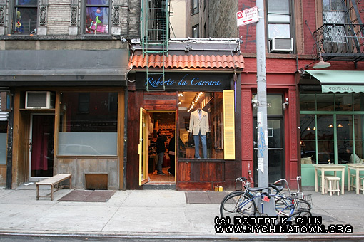 mott street new york