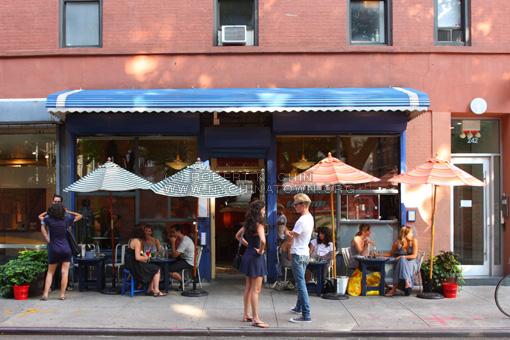 Cafe Gitane Mott Street Nyc