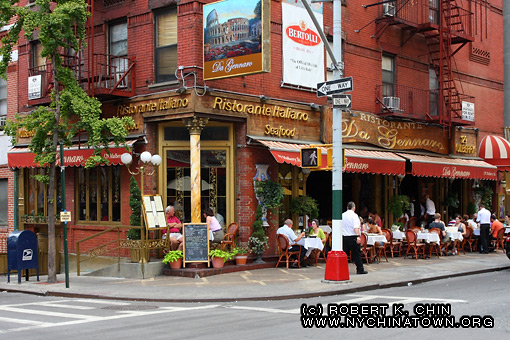 mulberry street  New York City Chinatown > Storefronts > Mulberry Street > 129 ...
